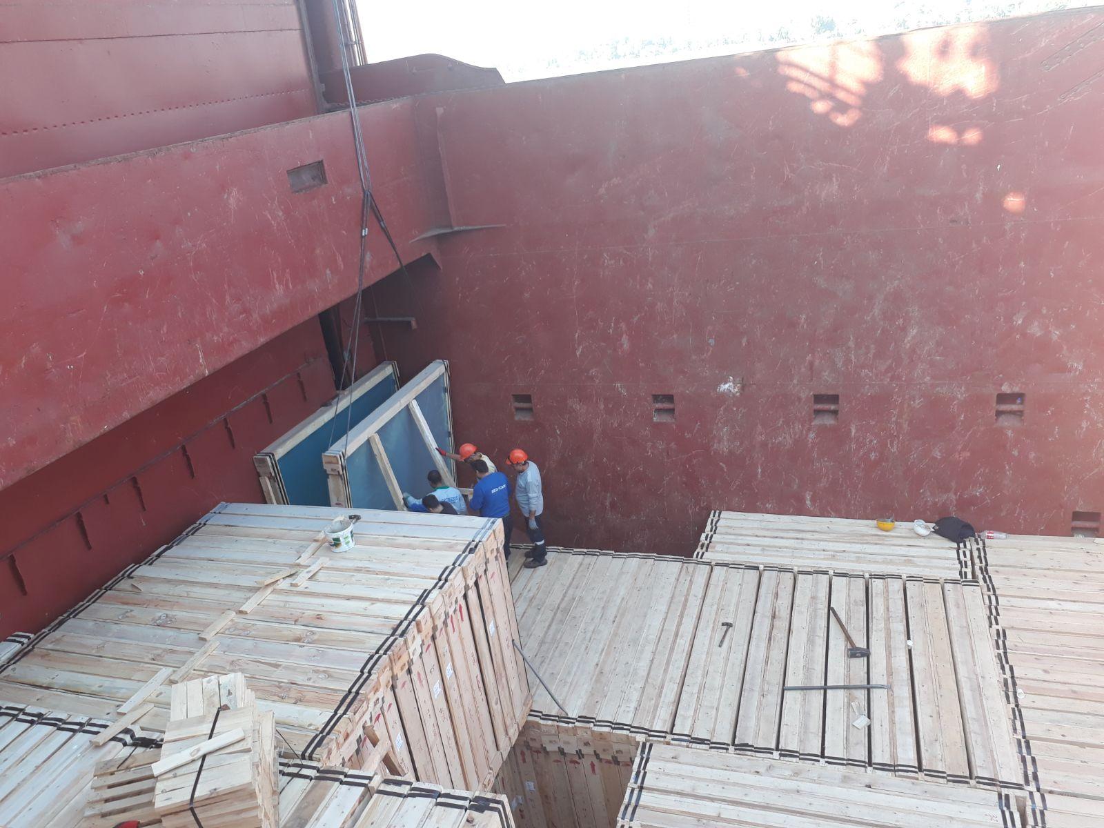 MV KARAM- LOADING